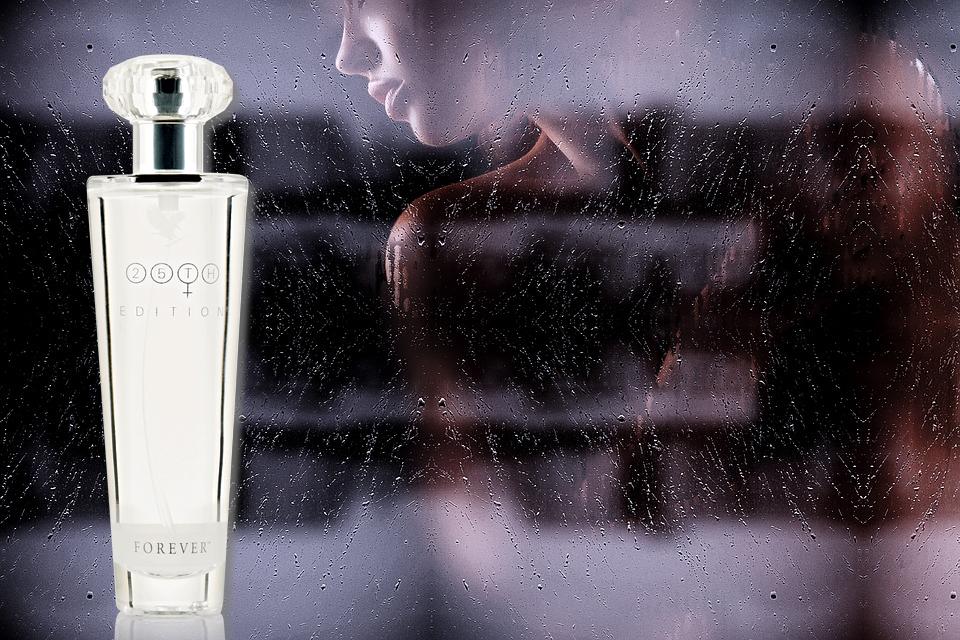 25 th edition eau de parfum pour femme flp aloe vera de la baie