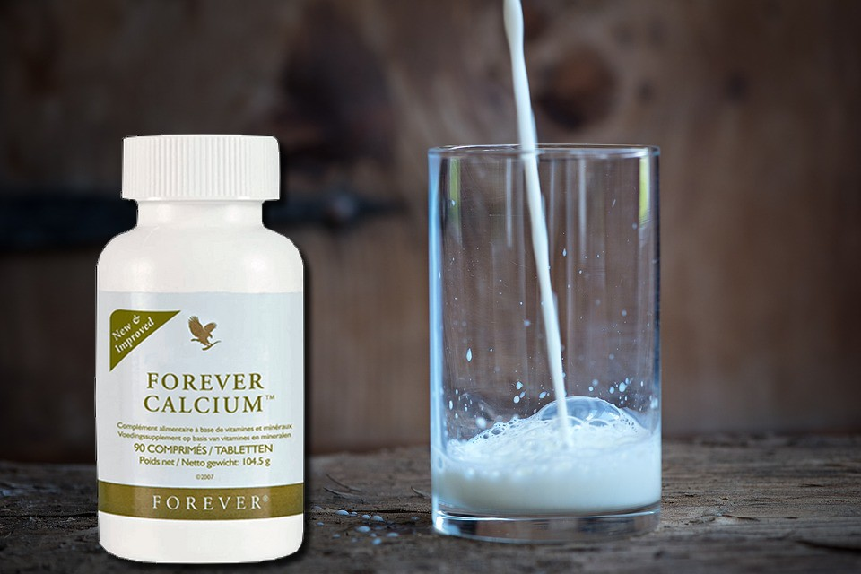 Forever calcium forever living products aloe vera de la baie marryvonne dutertre