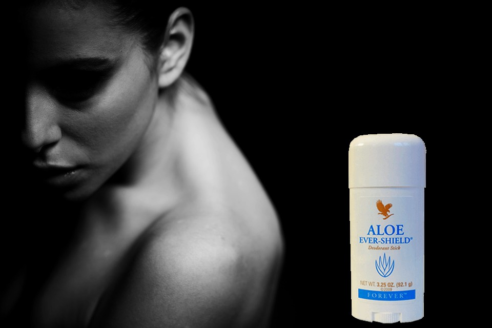 Stick deodorant aloes flp forever living products aloe vera de la baie