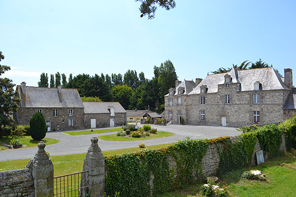 Château de l'Aumône - Cherrueix