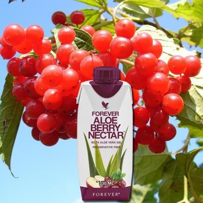 Forever aloe berry nectar 330 ml x 12 flp aloe vera de la baie