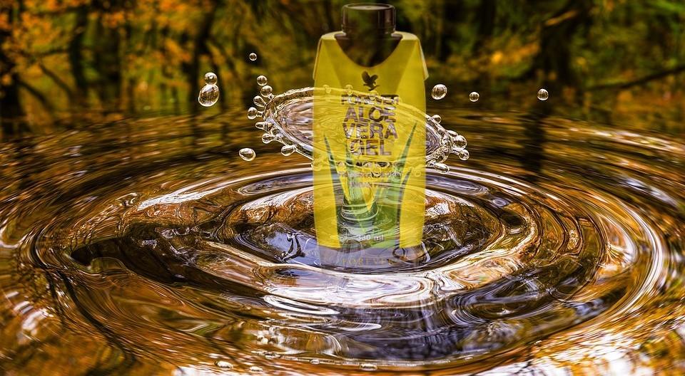 Forever aloe vera 330 ml aloe vera de la baie flp 1