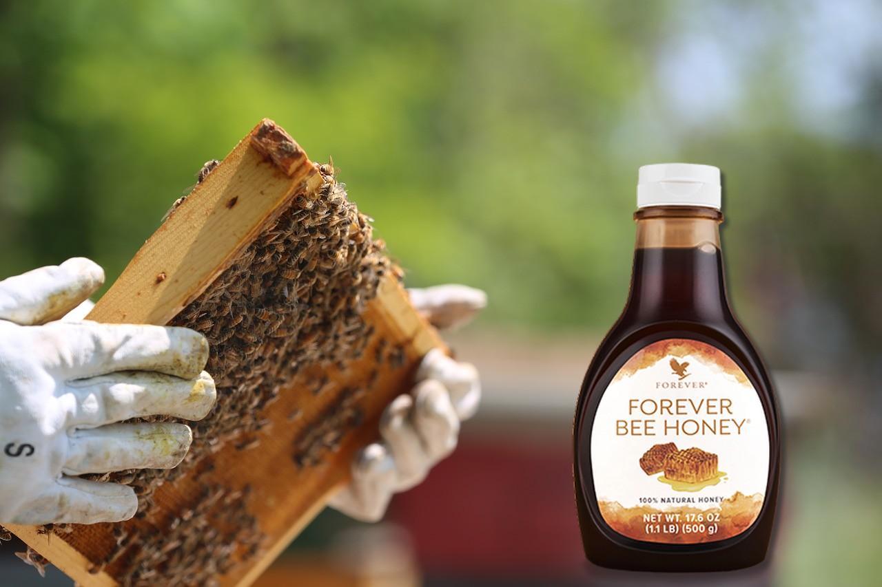 Forever mile bee honey aloe vera de la baie flp
