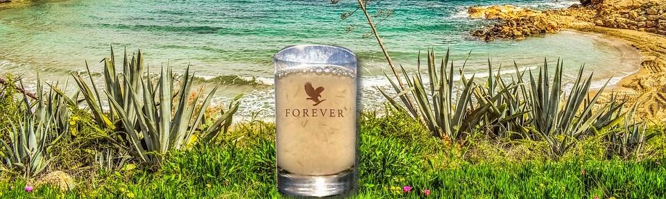 Les buvables flp aloe vera de la baie forever living products